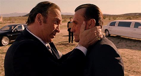 Twin Peaks Daily : Robert Knepper and Jim Belushi as The