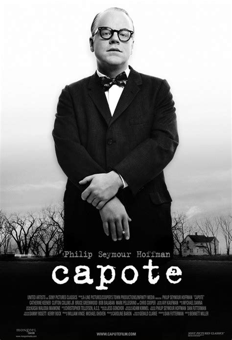 Poster for Capote | Flicks