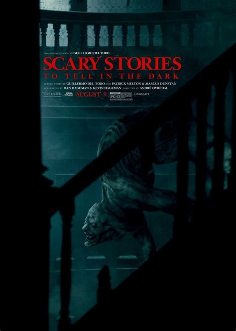 The Jangly Man featured on new poster for Scary Stories to