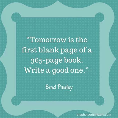 Happy New Year!   Inspirational quotes, Brad paisley, Writing