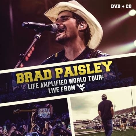 Life Amplified World Tour: Live From WVU - Brad Paisley