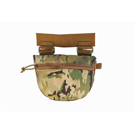 GREY GHOST | GHP (Plate Carrier Low Accessory Pouch