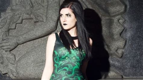 CRADLE OF FILTH's LINDSAY SCHOOLCRAFT Announces First Ever
