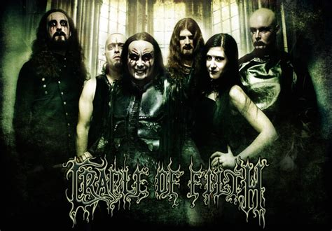 CRADLE OF FILTH - sign worldwide deal with NB - Nuclear Blast